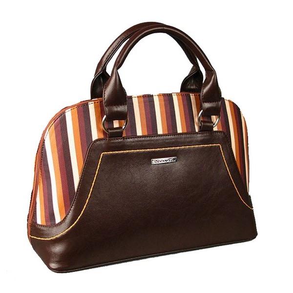 женская жесткая сумка от ТМ Savio (Савио) коллекция 2013